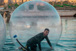 IL CAMPO WATER BALL